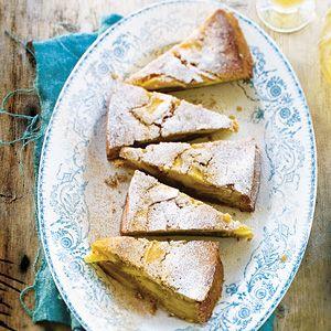 Kijk wat een lekker recept op de test-site van Allerhande! Romige appeltaart