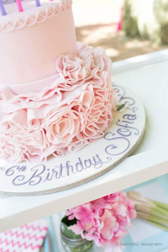 415 best Birthday Cakes for Girls images on Pinterest Cakes