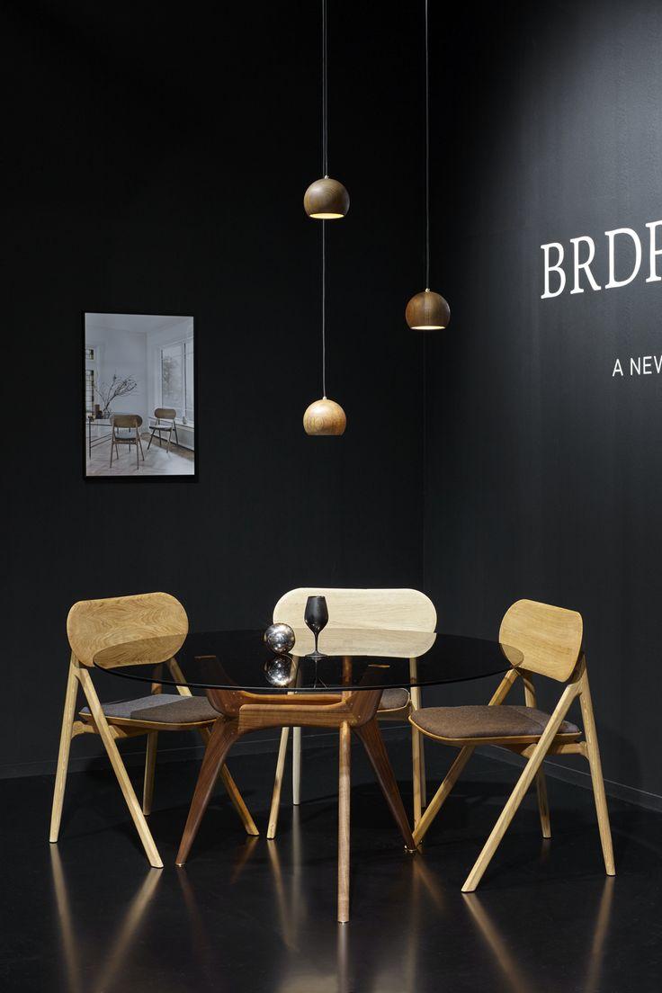Look at these beauties! #Brdrkruger #furniture #interiordesign #interior #design #hansbølling #oeostudio #sverreuhnger