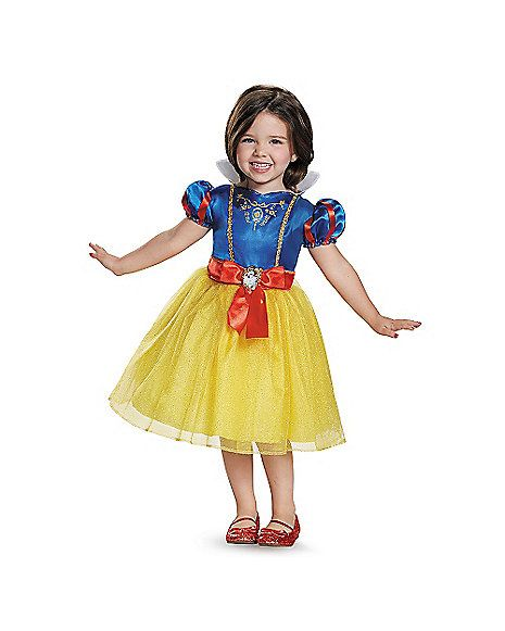 Snow White Classic Toddler Costume - Spirithalloween.com