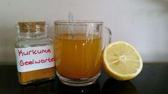 """Elke morgen drink ik dit """"wonderdrankje"""". Het helpt heel goed om je maag, darmen en lever te reinigen, je spijsvertering op gang te helpen en is een uitstekende ontstekingsremmer. Zo maak je het; J..."""