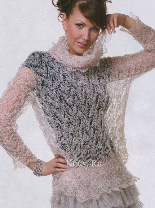 ставший мастеромобувщиком вязание из тонкого мохера схемы и фото можете руками