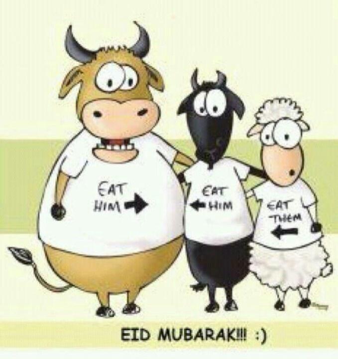 Eid Mubarek everyone!!