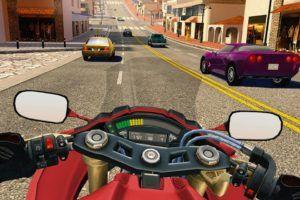 Скачать Moto Rider GO Highway Traffic на Андроид