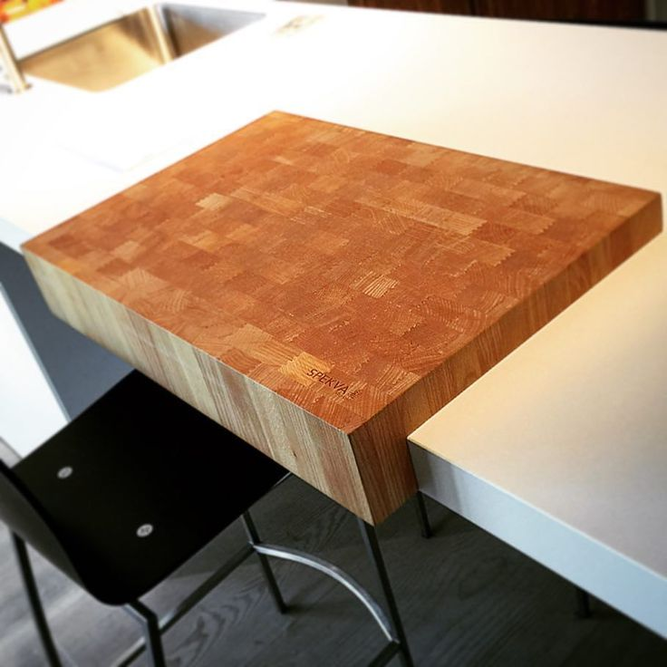 13 best Modern wood images on Pinterest | Counter top, Farmers and ...
