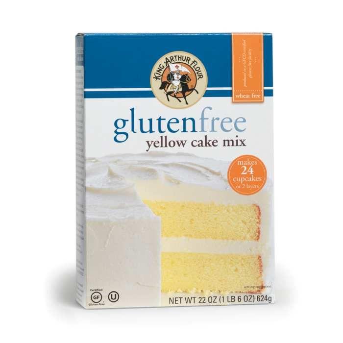 King Arthur Cake Mix Whole Foods