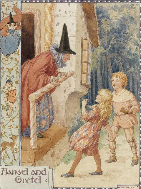 "Margaret Tarrant - ""Hansel and Gretel"""