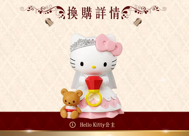 Hello kitty 7/11 Hong Kong 2014