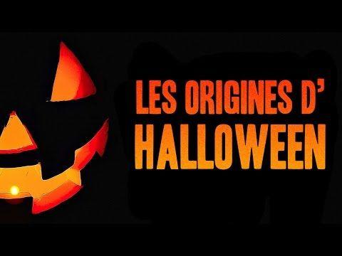 LA PETITE HISTOIRE DES ORIGINES D'HALLOWEEN - YouTube