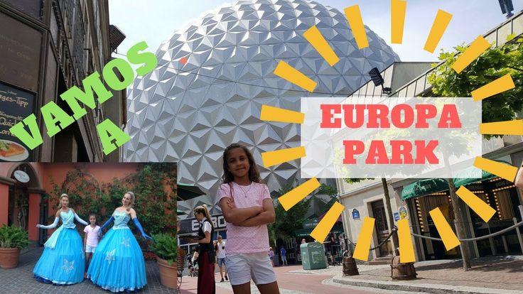 Europa Park - Parque de atracciones - Blue Fire  - Regalo de cumpleaños ...