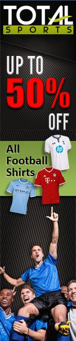 Get the latest news about from your favourite team's football shirts and kits, including Manchester United, Chelsea, Arsenal, Liverpool, Real Madrid and Barcelona. We also show you where you can buy the latest football shirts for the team you support at the best prices on the internet.
