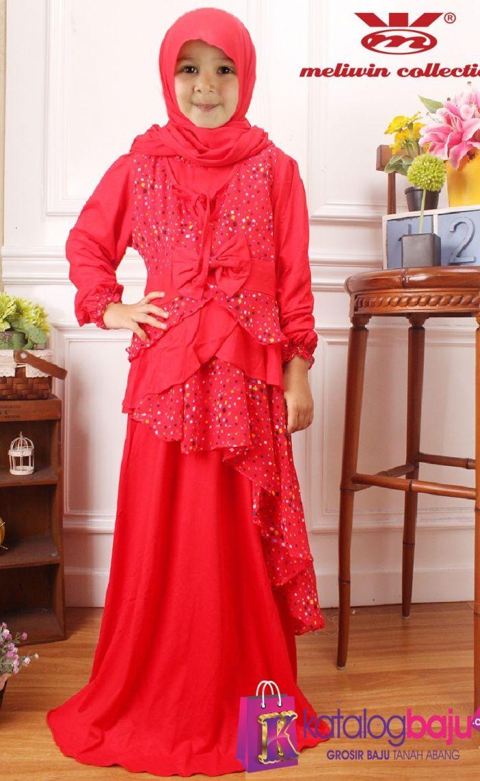 BAJU GROSIR TANAH ABANG BAJU MUSLIM ANAK  - Grosir Baju Tanah Abang menyediakan Busana Muslim Anak, Pakaian Anak Murah