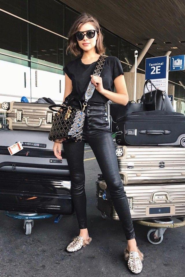 Olivia Culpo  oliviaculpo 2017-10-03  oliviaculpo  airportstyle ... c0d13027c0