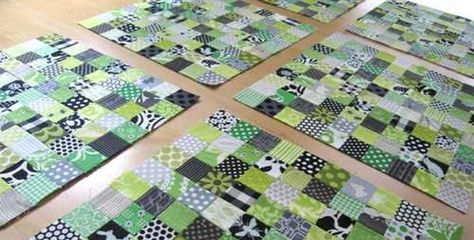 Try This and Get Perfect Quilt Seams in Less Time! We all know how tedious it can be to sew a lot of little fabric squares together into a quilt block. And, it's annoyingly easy for the seams to not line up properly. This method used by Paula Doyle and Elizabeth Hartman changes all that. …