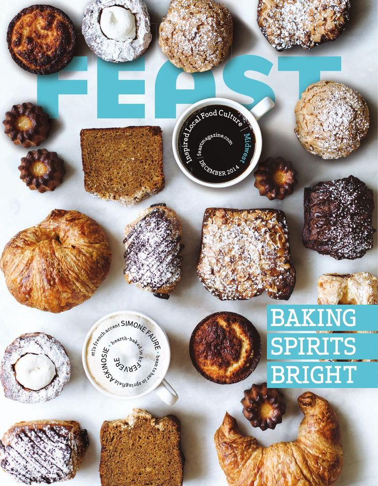 December 2014 Feast Magazine Feast Magazine broadens the conversation about food and engages a large, hungry audience of food lovers. Our large-format print magazine is the backbone of the Feast Magazine brand and covers the entire state of Missouri with a focus on St. Louis and Kansas City, as well as Eastern Kansas and Southern Illinois. Find us on Facebook at facebook.com/feastmag and Twitter and Instagram at @feastmag.
