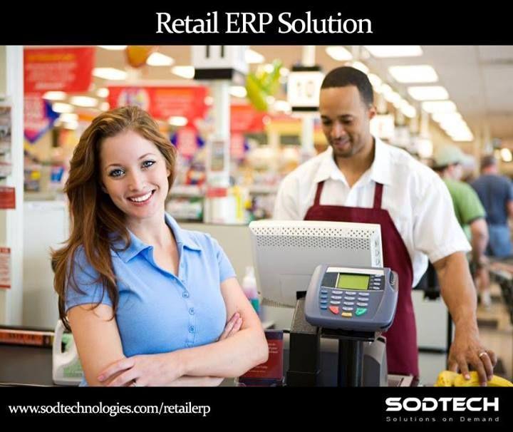 SOD Technologies Retail ERP solution helping retailers to bring different platforms under one umbrella.