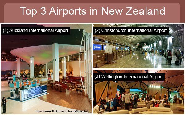 Top 3 Airports in New Zealand  #airport #bestairport #aucklandinternationalairport #christchurchinternationalairport #wellingtoninternationalirport #newzealandairports