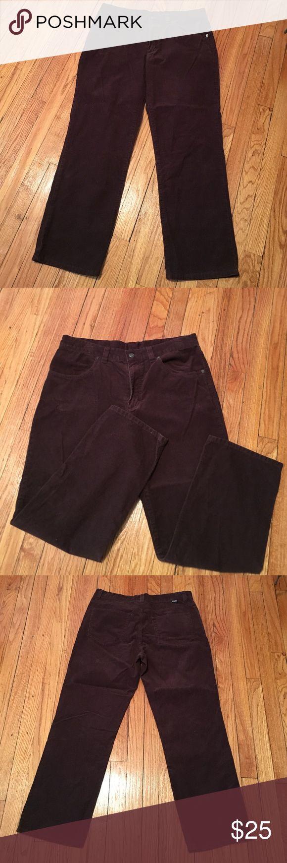 Patagonia MENS Corduroy Pants Inseam: 29 inches 100% Cotton Patagonia Pants Corduroy