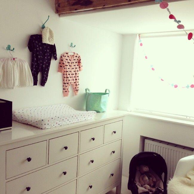 Babykamers op babybytes: Voor-ons-kleine-meisje