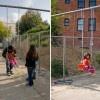 Artist Ramon Coronado Transforms Reclaimed LA Shopping Carts Into Park Furniture for Kids mercado negro ramon coronado – Inhabitat - Sustainable Design Innovation, Eco Architecture, Green Building
