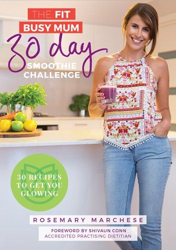 30 Day Breakfast Smoothie Challenge http://thefitbusymum.com.au/product/30-day-smoothie-challange/