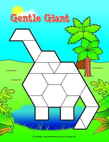 Jumbo Geometry, Lesson Plans - The Mailbox