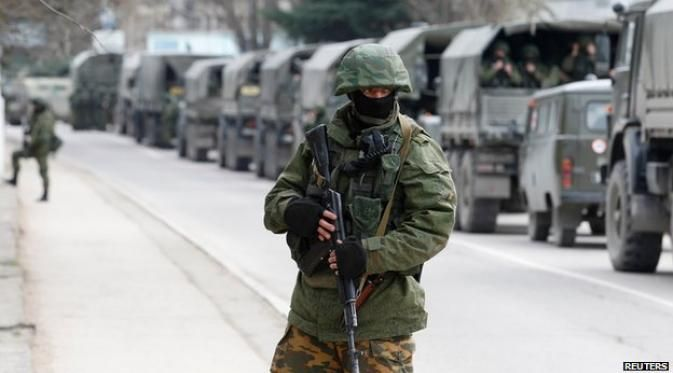 EDY HOME'S: Ancaman Ukraina Vs Rusia Sampai Indonesia?