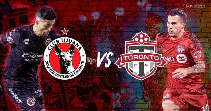 Xoloitzcuintles jugará ante el Toronto FC en San Diego
