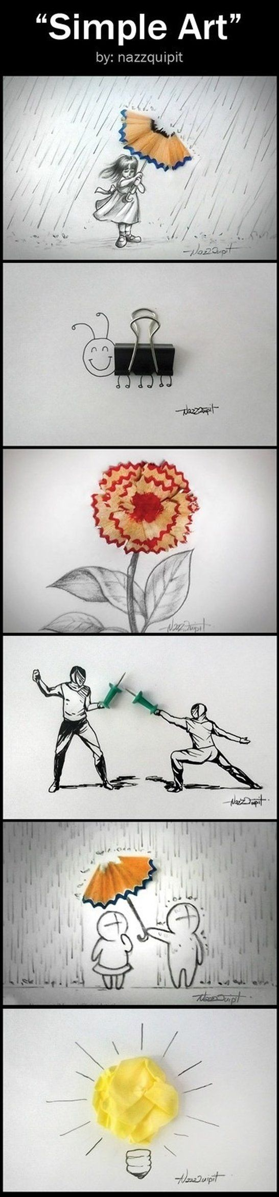 Simple Art - www.meme-lol.com