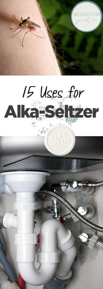 Alka Seltzer, Things to Do With Alka Seltzer, Uses for Alka Seltzer, Cleaning Hacks, Life Hacks, Life Tips and Tricks, Cleaning Tips, Popular Pin