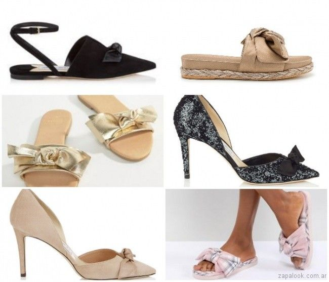 6622541108 Moño/ Moda primavera verano 2019   zena-zapatos en 2019   Moda ...