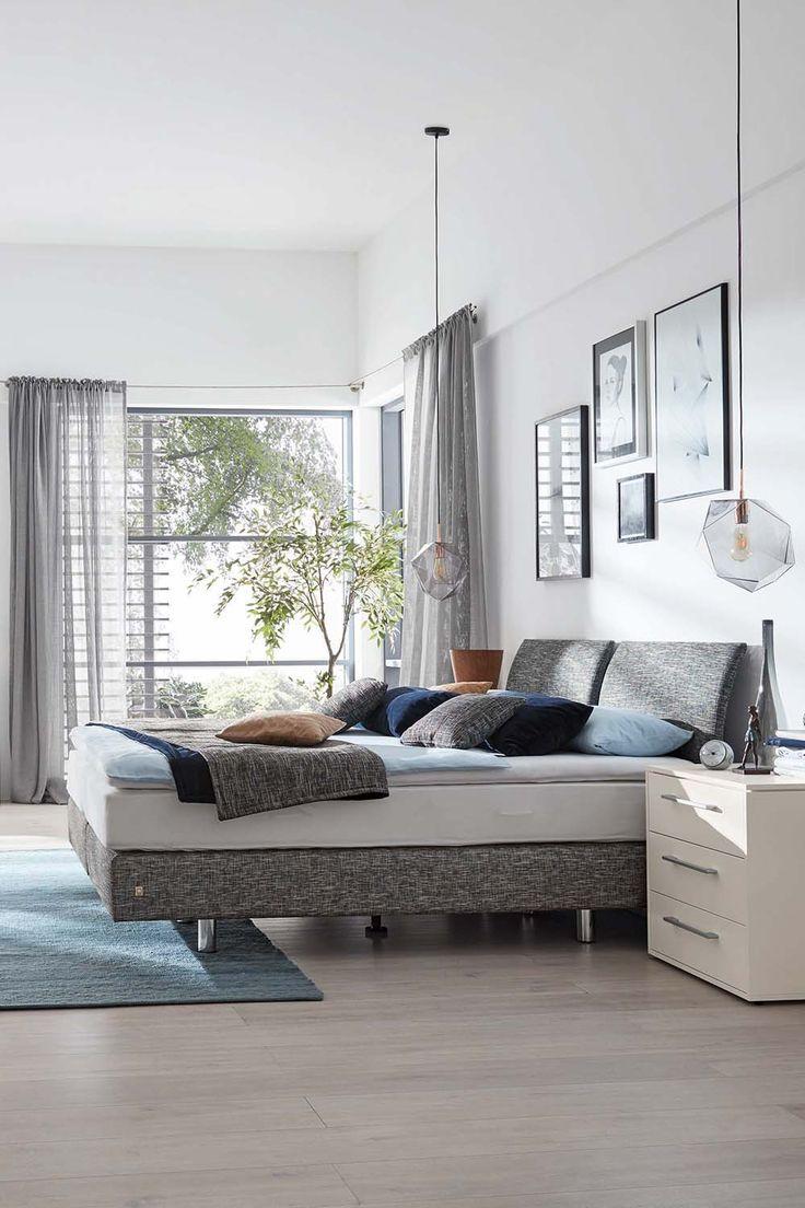 Schlafzimmer modern einrichten in 2020   Schlafzimmer ...