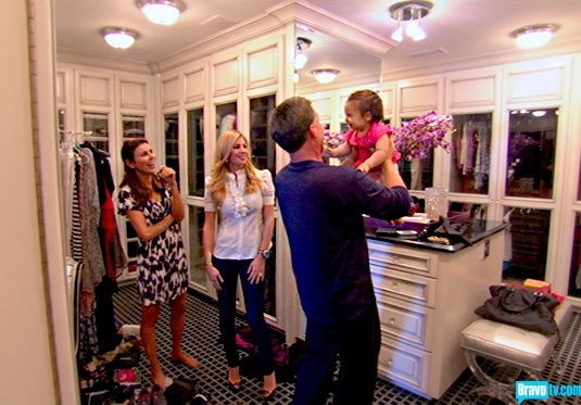 Heather Dubrow S Closet Celebrity Closets Pinterest