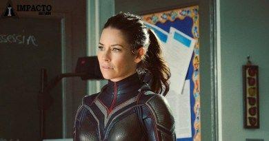 Ant-Man and The Wasp: Primeras imagen del personaje de Evangeline Lilly.