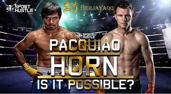 Portalberjaya, Olahraga – Salah satu petinju World Boxing Organization, Jeff Horn sudah menyiapkan banyak hal sebelum pertandingan bergengsi-nya melawan Legenda Tinju Manny Pacquiao.