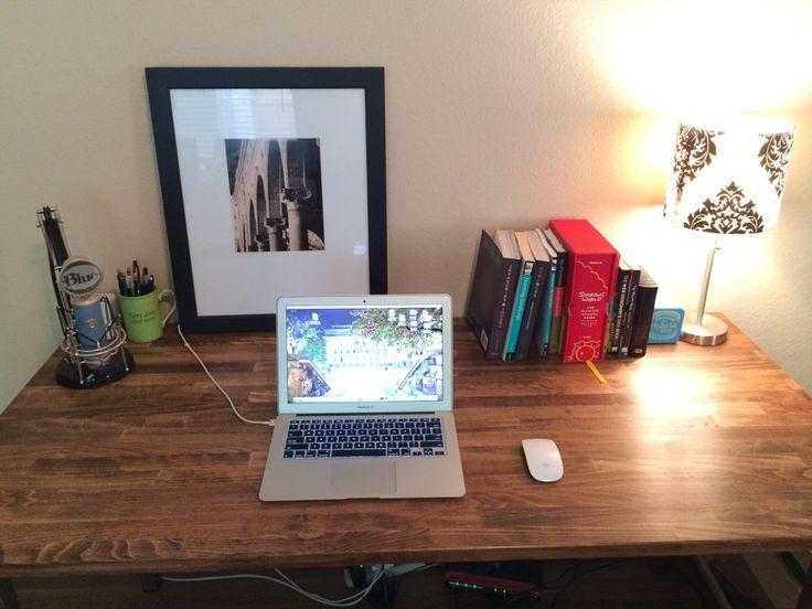 1000 Ideas About Ikea Hack Desk On Pinterest Butcher