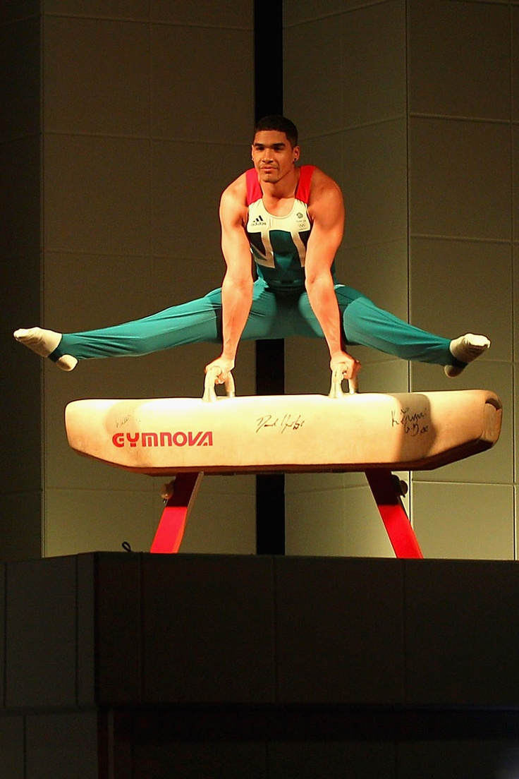 Olympian Louis Smith To Launch Fashion Line?