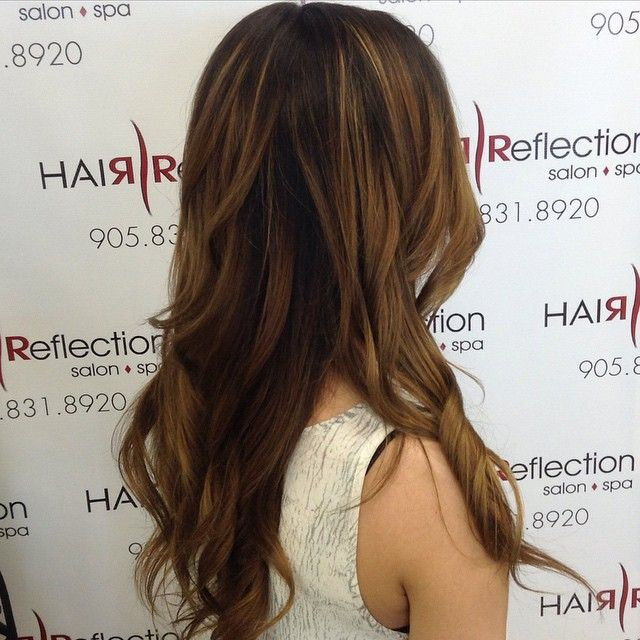 Gorgeous #ombré #hairbyjules #hair #hairreflection #pickering
