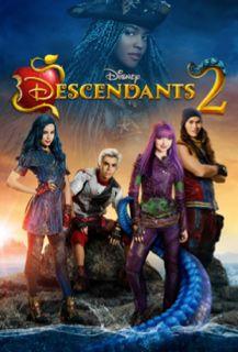 """Fortellingen om tenåringsbarna til Disneys mest beryktede skurker som vokste opp og tok sin egen plass i historien, fortsetter i oppfølgeren """"Descendants 2"""". I USA ble """"Descendants 2""""-premieren en suksess med 21 millioner seere de første dagene."""