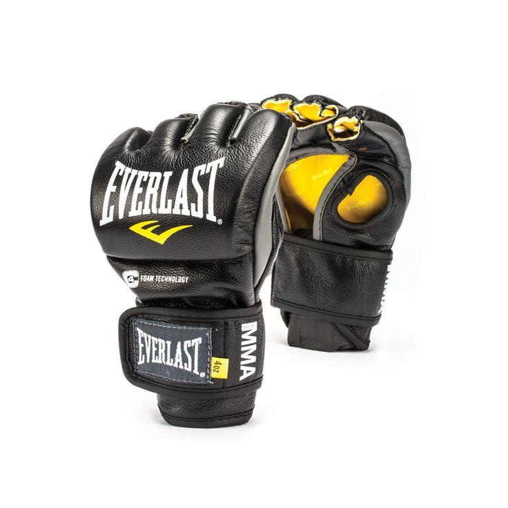 Mma Fitness Gear Equipment Home: New! MMA Powerlock Fight Gloves