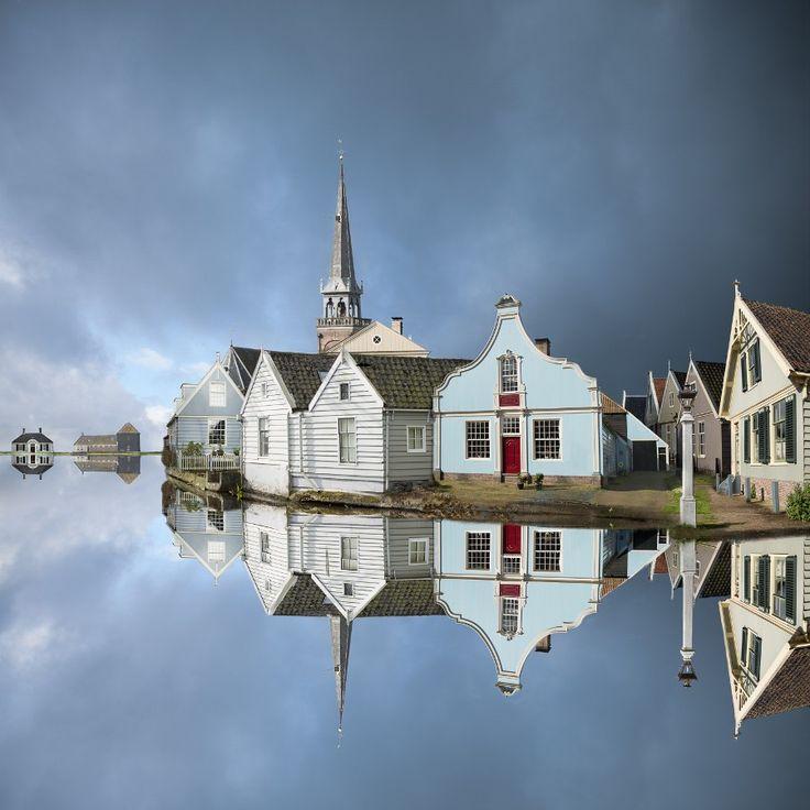 Broek in Waterland (The Netherlands)
