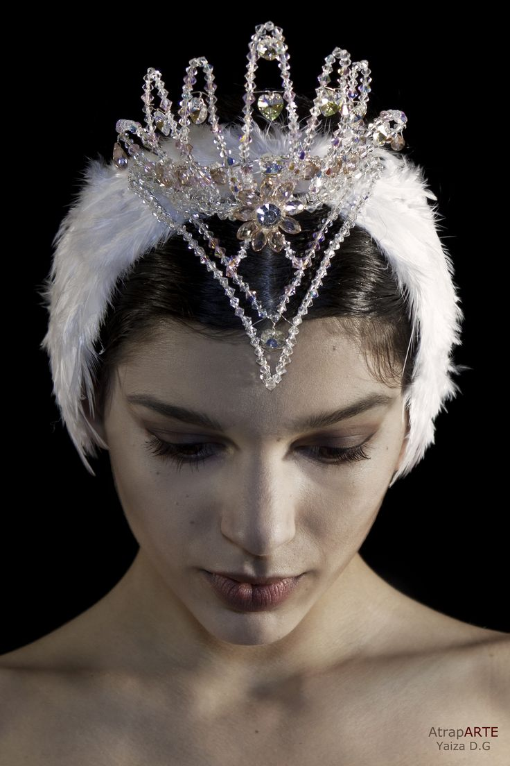 17 Best Images About Ballet Head Piece On Pinterest