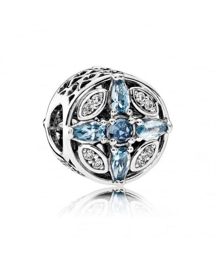 Cheap Pandora Winter Moments Charm 791995NMBMX UK Sale