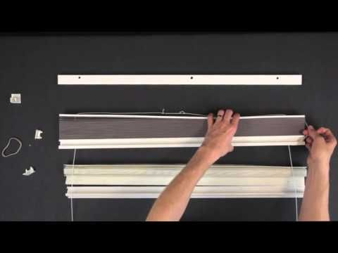 How To Re String A Pleated Rv Day Night Window Shade