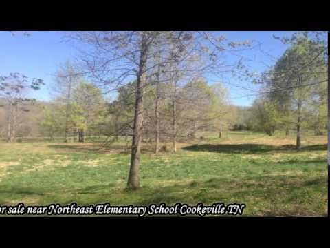 Vacant Land for sale near Northeast Elementary School Cookeville TN - YouTube
