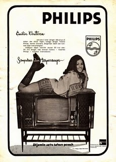 TV Philips 1973