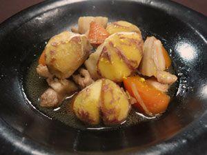 キッチンぷいぷい「鶏と栗のほっくり煮」|ちちんぷいぷい|MBS公式
