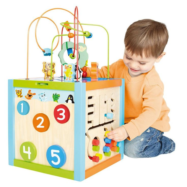 Imaginarium Giant Bead Maze Activity Cube | ToysRUs Australia, Official Site - Toys, Games, Outdoor Fun, Baby Products & More