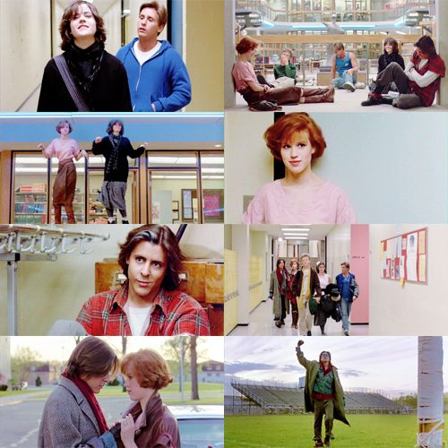 an analysis of the 1985 film the breakfast club by john hughes John hughes is often thought of as the quintessential 80s director, known for his  the breakfast club (1985) source: universal pictures.