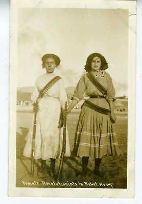 Las Soldaderas. 1915.